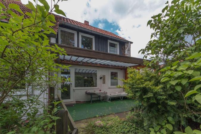 Kleine Doppelhaushälfte in Gifhorn / provisionsfrei