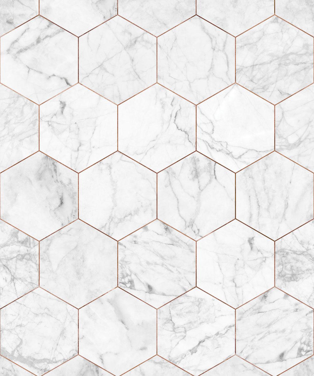 marble copper tiles wallpaper crisp marble tiles milton king