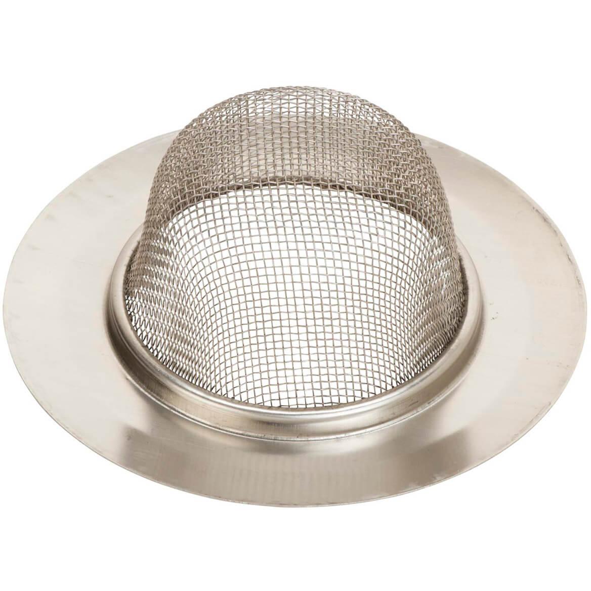 mesh sink strainer