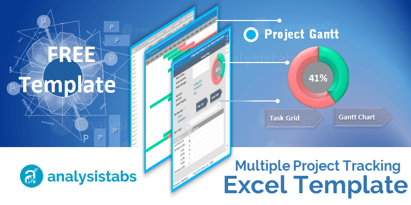 Build a budgeting habit now so you're financially ready when opportunities present themselves. Multiple Project Tracking Template Excel