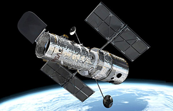 Space scientists pay homage to 25 years of the Hubble ...