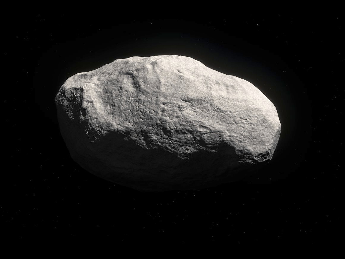 A Piece Of The Early Solar System Returns After Billions Of Years In Cold Storage Astronomy Now