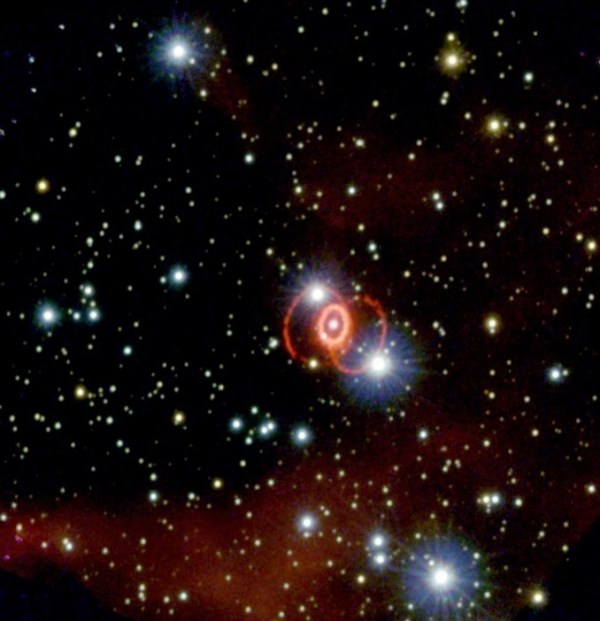 Astronomers detect magnetic field in remains of supernova ...