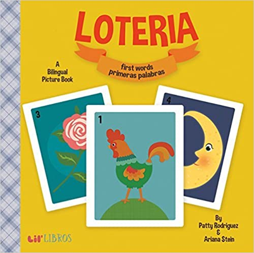 Loteria: First Words / Primeras Palabras book