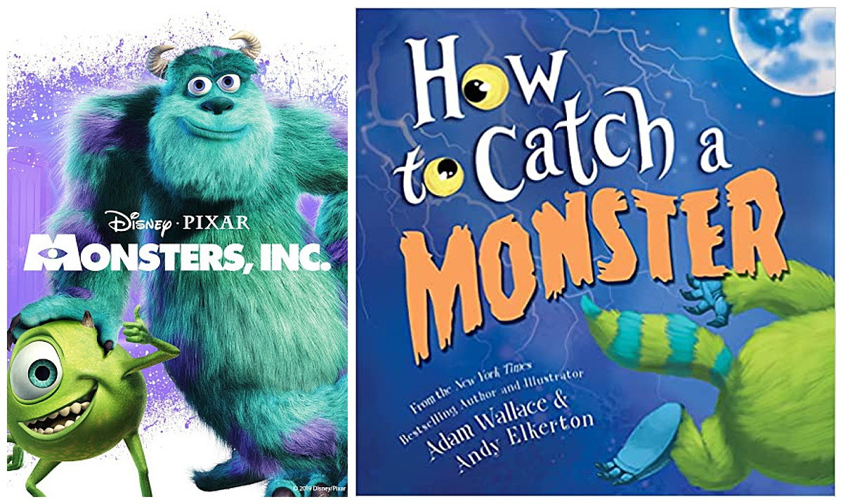 Monsters Inc and How to Catch a Monster