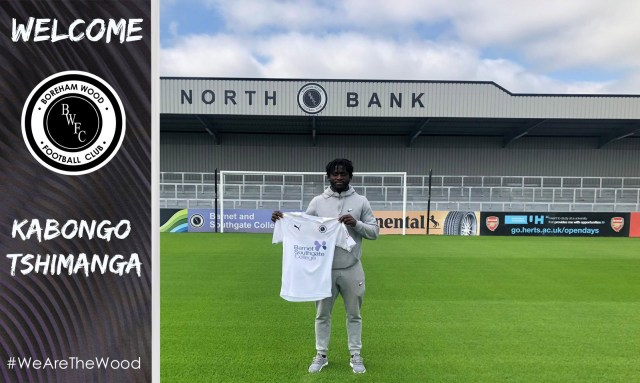 SOUGHT AFTER STRIKER BECOMES THIRD SUMMER SIGNING | Boreham Wood ...