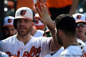 Orioles' Chris Davis Sees God's Plan at Work in Using his Struggles to Help Others