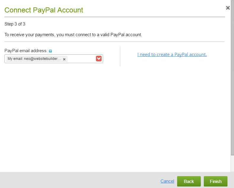 Connecting Your Paypal Account To Receive Money