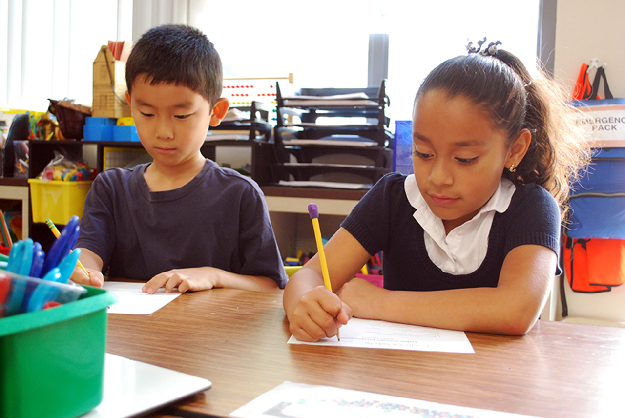 California Adopts Materials For New English Learner