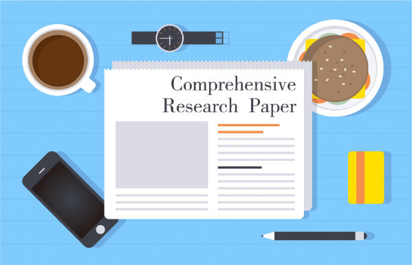 Writing a comprehensive APA format research paper - EssayMin