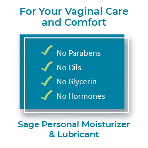 For Your Vaginal Care and Comfort