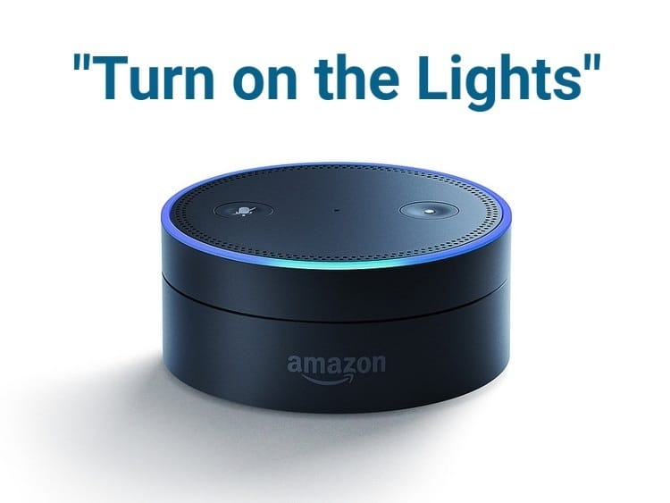 alexa turn on the lights a how to