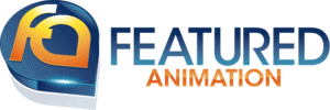 Featured Animation retina logo