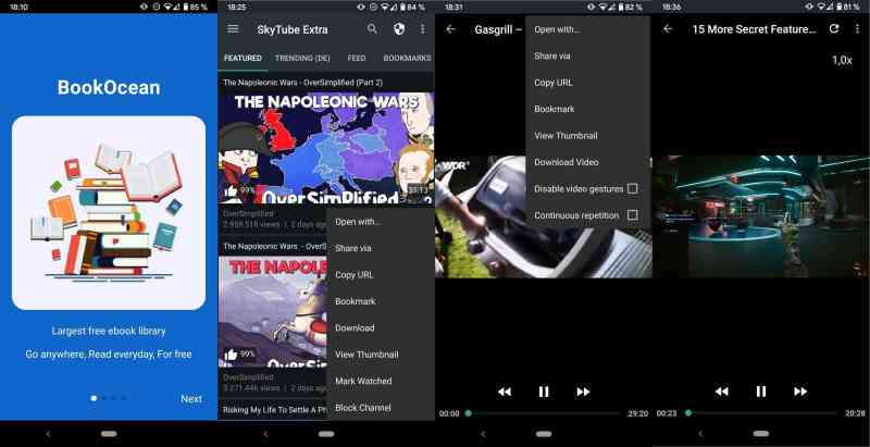skytube app youtube android open source