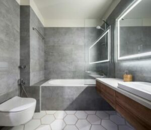 https giantglassandmirror com 2019 12 using a fixed glass shower panel instead of a shower curtain