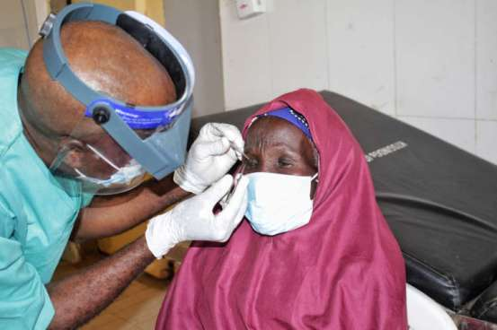 The Gambia eliminates trachoma, the leading cause of blindness in the world