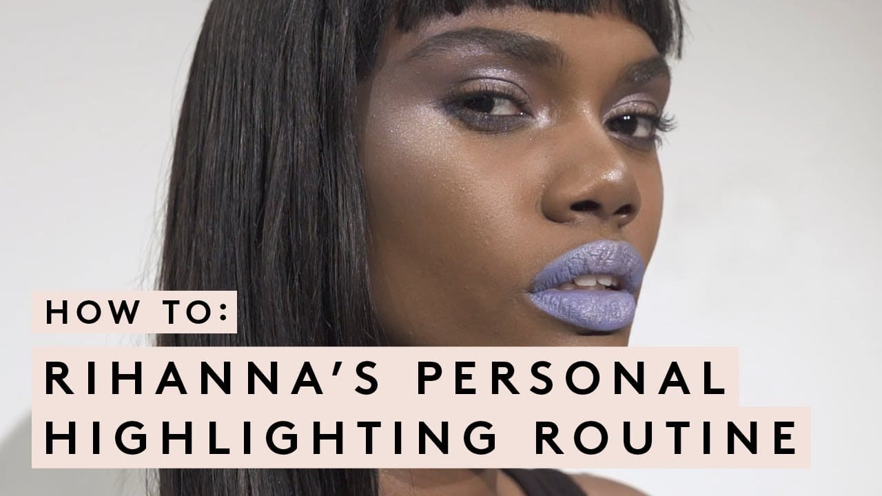 Fenty Beauty custom creative thumbnail