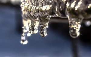 ice forming on air conditioner