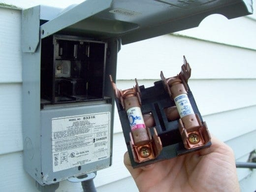 Can't Get Your AC To Turn On? Here's Some Things You Can Try | Hvac Reset Fuse Box |  | HVAC Training 101