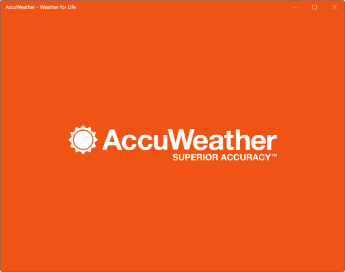 Image result for accuweather app