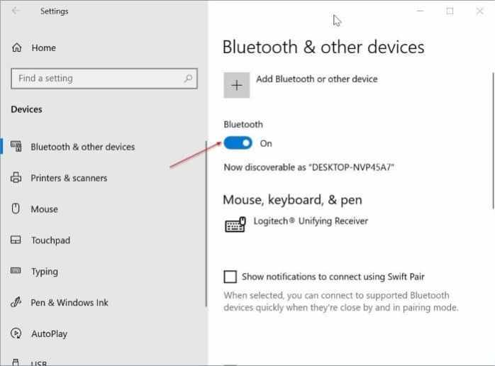 set up dynamic lock in Windows 10 pic1.png