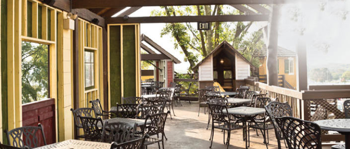 Outdoor Dining In Lancaster County PA Restaurants