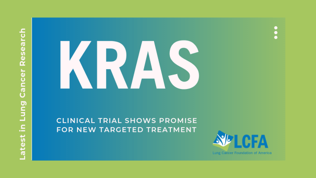 KRAS clinical trial shows promise for new targeted treatment