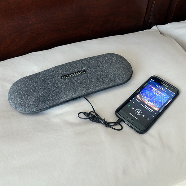 the best pillow speakers for music