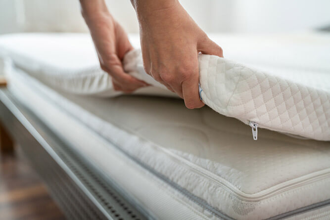 the 8 most comfortable mattress toppers