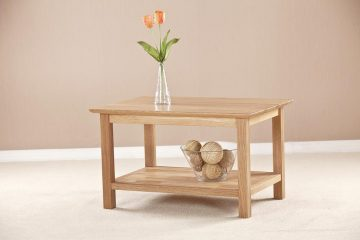 oak coffee tables free delivery