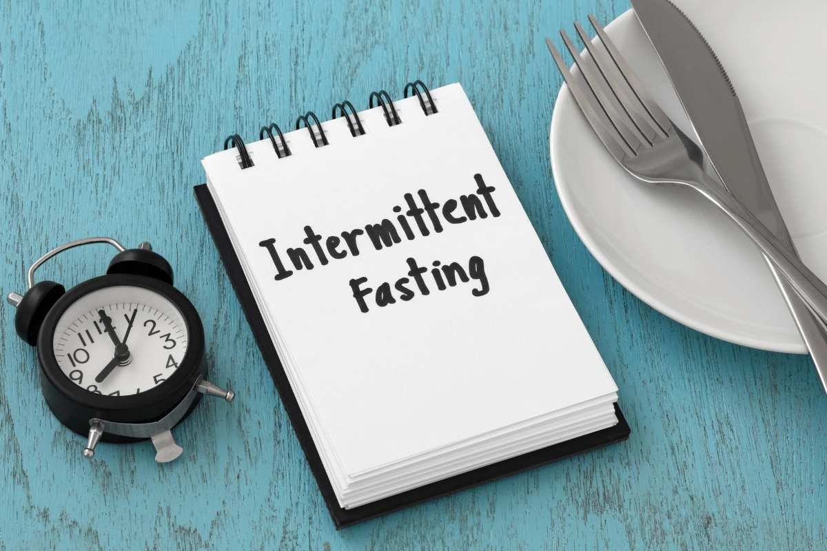 intermittently fast for weight loss