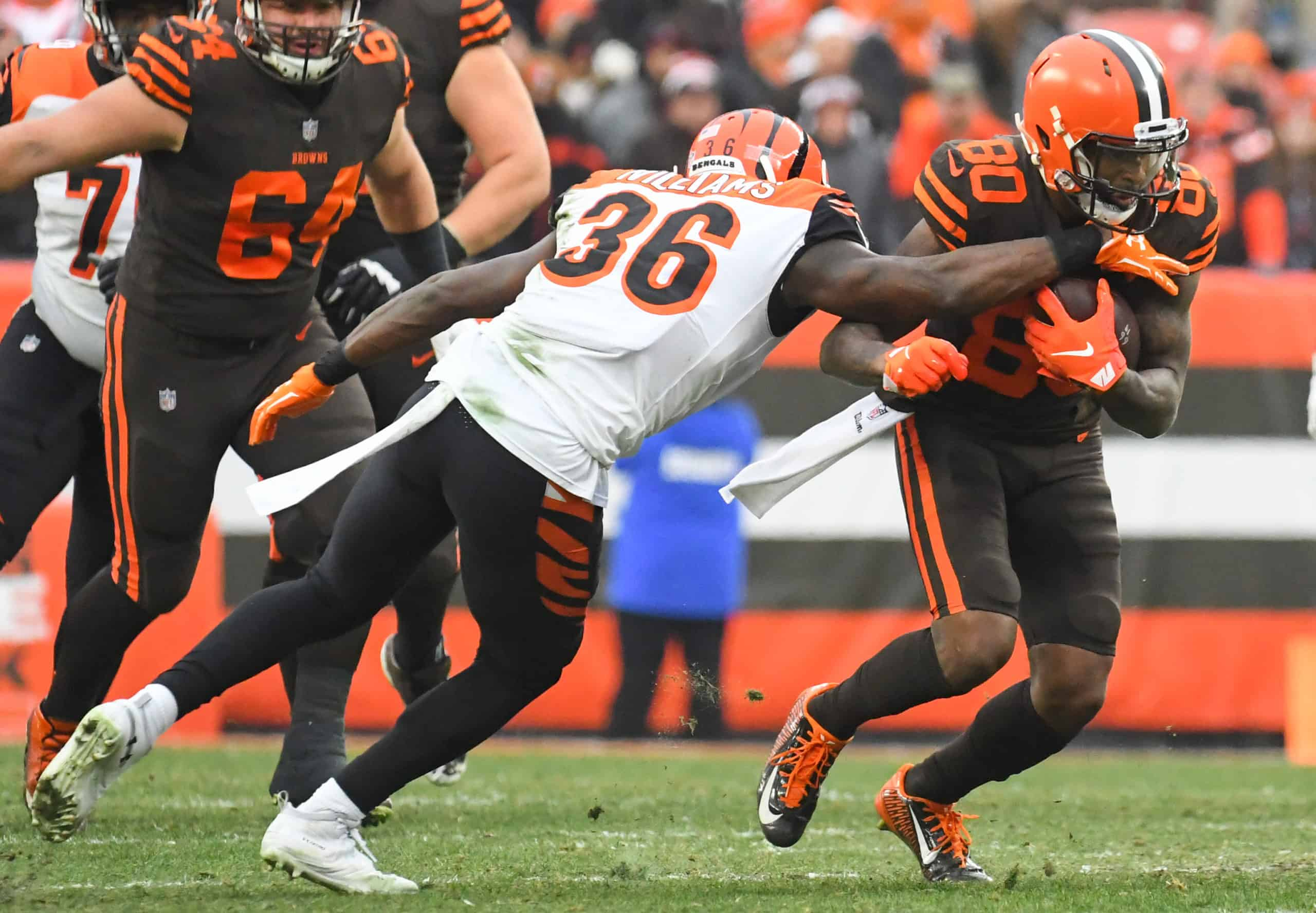 Bengals Vs Browns Fantasy Football Worksheet Week 14