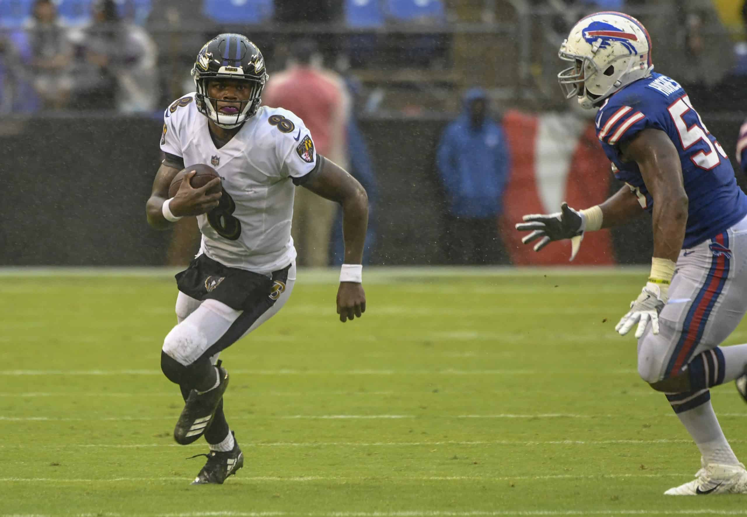 Ravens Vs Bills Fantasy Football Worksheet Week 14