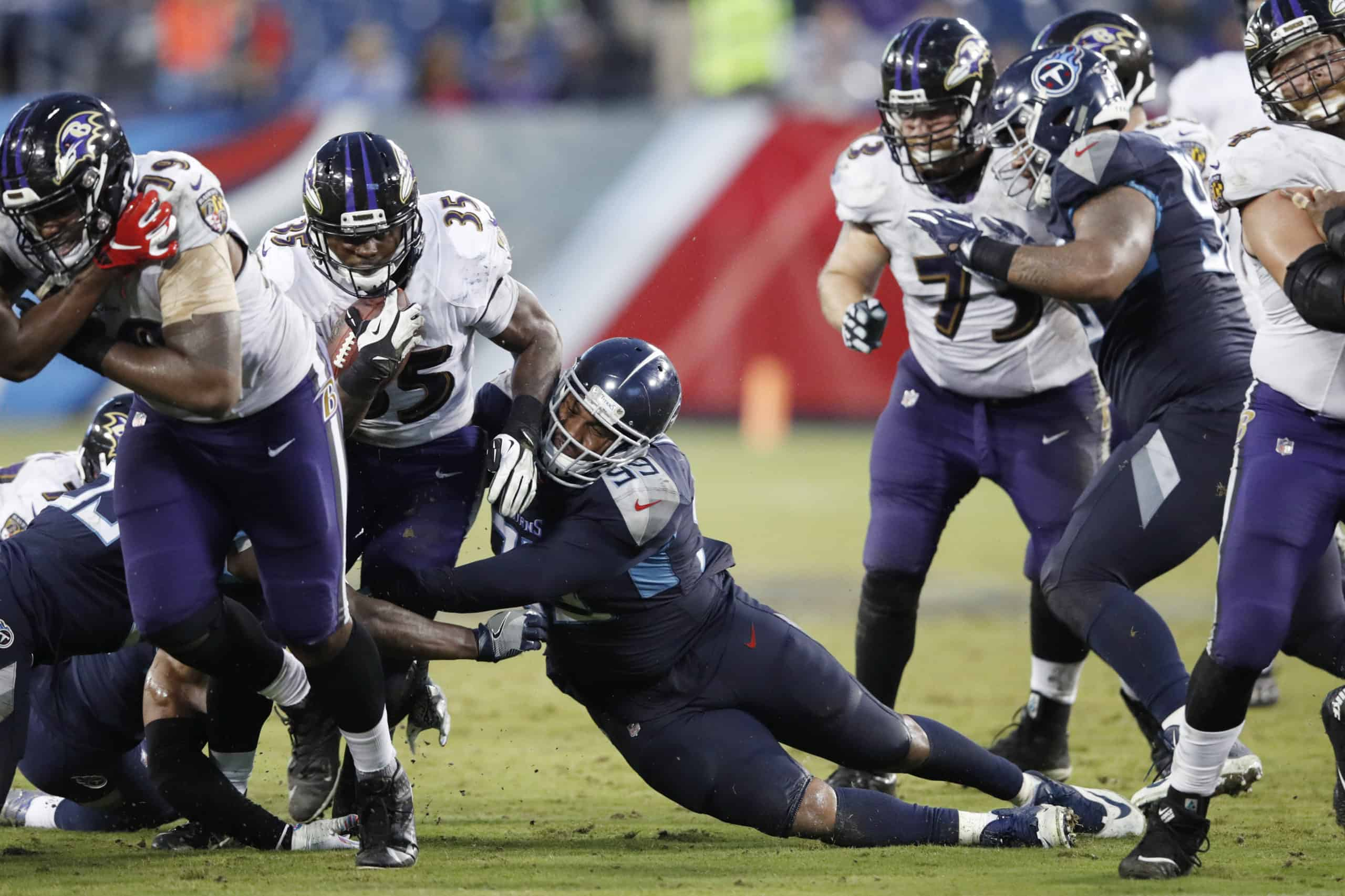 Titans Vs Ravens Fantasy Football Worksheet Divisional