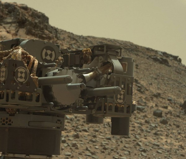 Glitch on Curiosity rover traced to drill mechanism ...