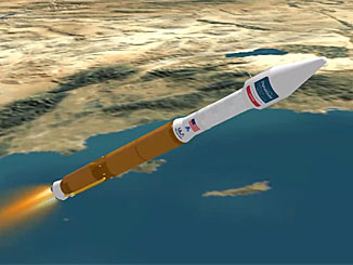 Navy's new MUOS 5 communications satellite experiences ...