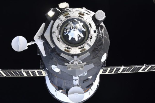 Relive the Progress MS-09 freighter's expedited journey to ...