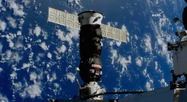Progress freighter completes fastest-ever trip to ...