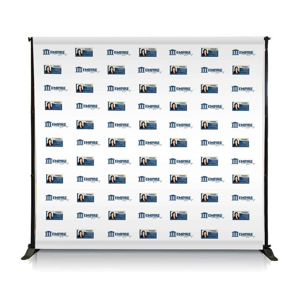 Printable step and repeat banner template. Step And Repeat Backdrop Custom Step And Repeat Banner