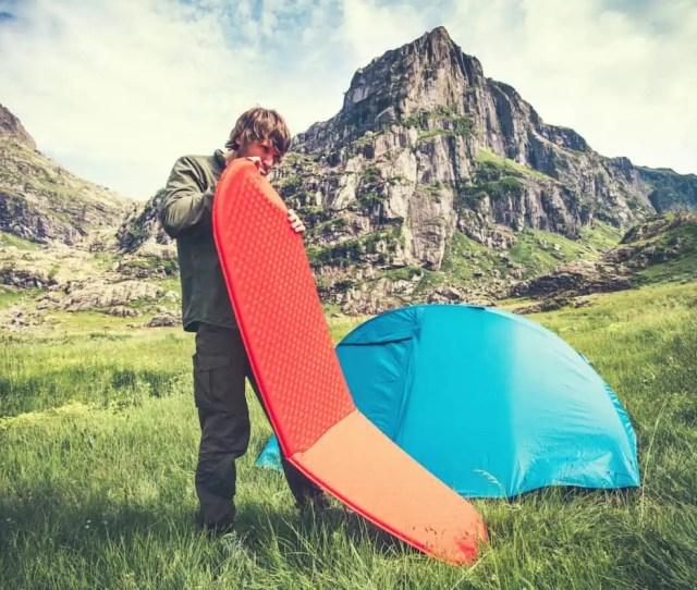 Best Backpacking Sleeping Pads Of