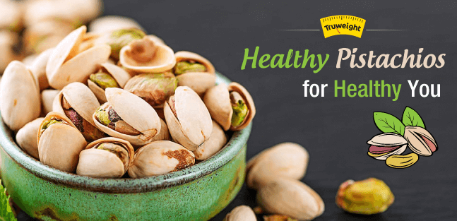 Healthy Pistachios for Healthy You