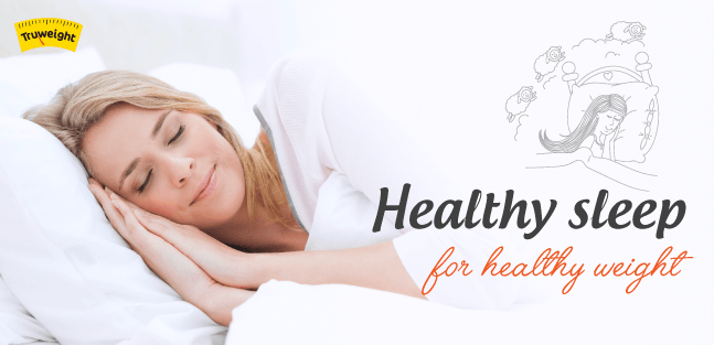 Healthy sleep for healthy weight