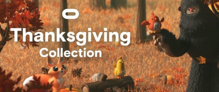 oculus thanksgiving collection 2019
