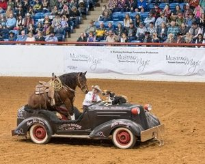 Mustangs Magic Returns To The Fort Worth Stock Show Amp Rodeo