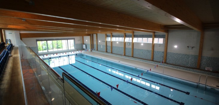 Somerhill School Tonbridge Dining Facility & Pool
