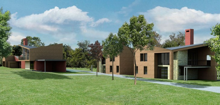 MKA Architects Kemsing New Residential Development