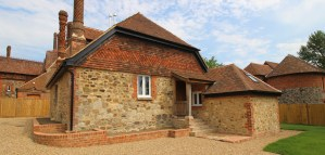 MKA Architects kemsing Granary Refurbishment