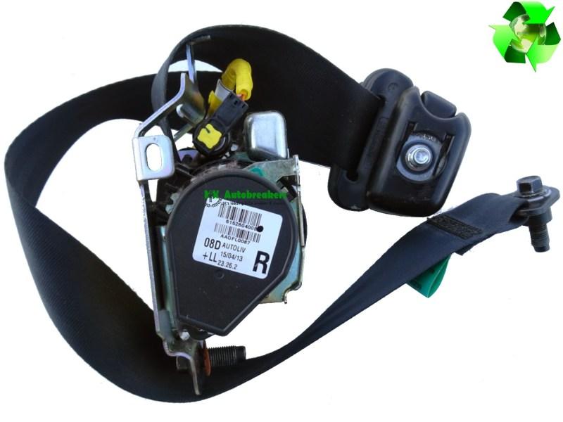 Hyundai I10 Seatbelt Front Right 88880-X200 Genuine Part 2012