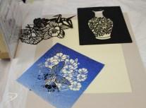 Paper cut-outs by Sachi Tanimoto www.sachiartpapercut.com