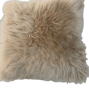 Shaggy Scatter Cushion 9
